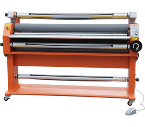 SID SL 1600-EW Heat-Assisted Laminator