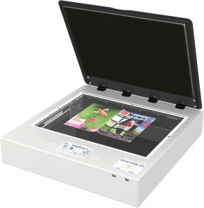 WideTek 25 Flatbed Scanner