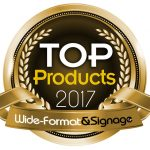 Paradigm Imaging Group Nominated for the 2107 Wide-Format & Signage Top Product Awards