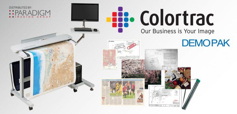 Paradigm Imaging Group Announces Colortrac Demo Pak