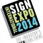 Paradigm Imaging Group at ISA International Sign Expo in April 2014