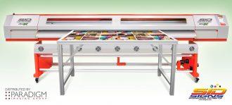 "Paradigm Imaging Group Introduces SID Triton S 320 – 126"" Eco Solvent Printer"