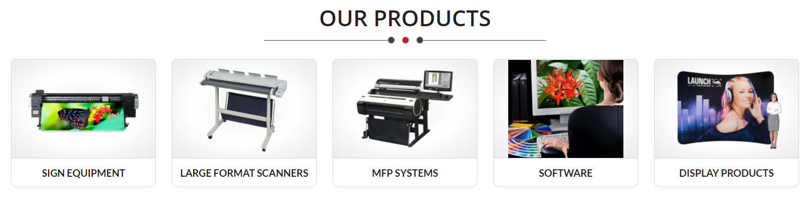 Paradigm Large Format Scanners Printers & Sign Equipment