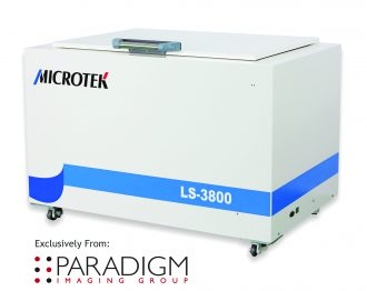 INTRODUCING THE MICROTEK LS-3800 A1+ THE MOST AFFORDABLE FLATBED SCANNER IN IT'S CLASS!