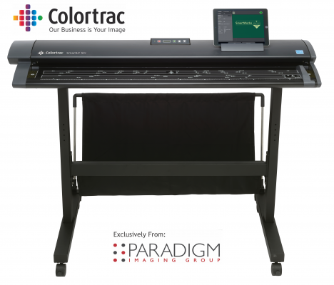 PARADIGM IMAGING INTRODUCES THE NEW COLORTRAC SMARTLF SCi SCANNER SERIES!